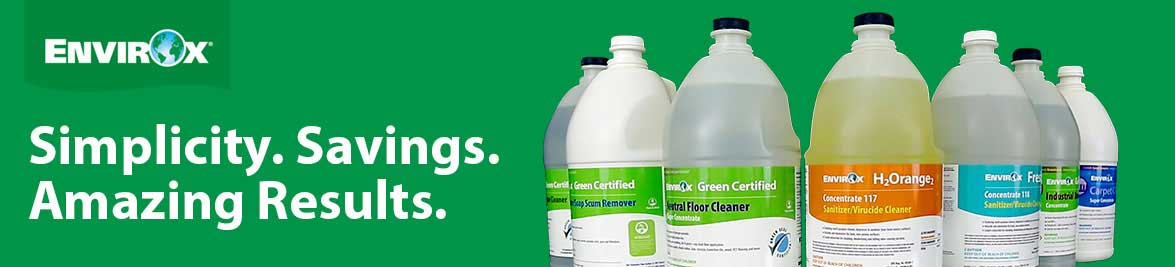 Envirox Cleaner Solutions